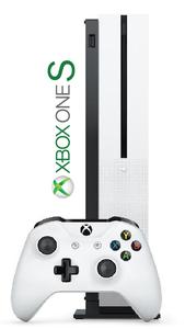 Microsoft Xbox One S 500GB אחריות יבואן רשמי
