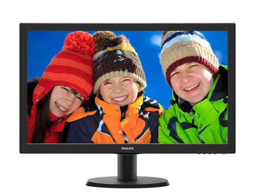 מסך מחשב Philips 243V5QHABA 23.6 פיליפס