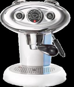 מכונת קפה מעוצבת ILLY דגם: X7.1