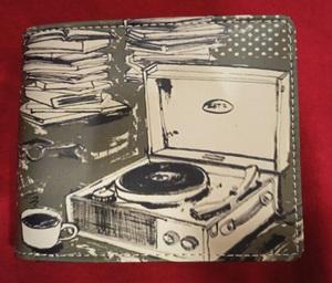Chun And Dahl ארנק עור - Patiphon 901
