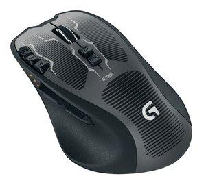 עכבר אלחוטי Logitech Wireless Gaming Mouse G700S לוג'יטק