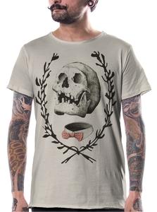 PlazmaLab short sleeves T- shirt - Laureless Sand