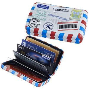 נרתיק מעוצב לכרטיסי אשראי / כרטיסי ביקור