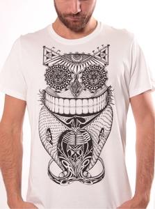 PlazmaLab short sleeves T- shirt - Artowl Dirty