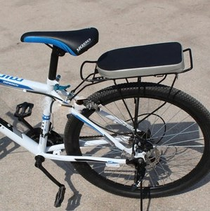 מושב מרופד אוניברסלי לסבל האופניים