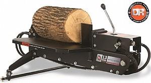 מבקעת עצים 13 טון חיבור לטרקטור דגם DUAL ACTION 3 POINT DR