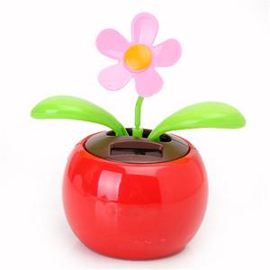 פרח סולארי מרקד