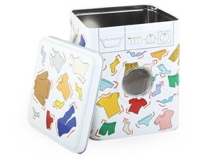 קופסת פח מעוצבת לאבקת כביסה