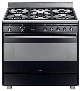 תנור אפיה משולב  SIL91MFA smeg