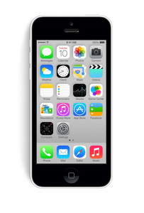 טלפון סלולרי iPhone 5c 8GB SimFree מהיצרן Apple אפל