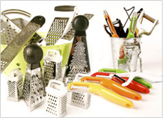 כלים ואביזרים לבישול