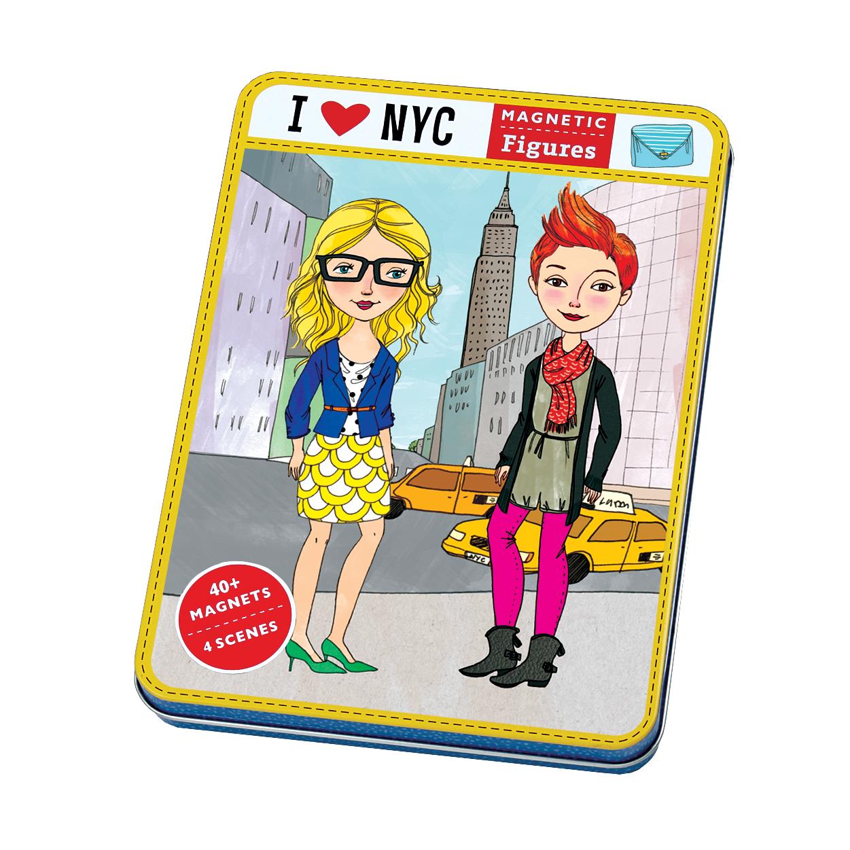 משחק מגנט לחיות בניו יורק