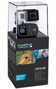 GoPro Hero3+ Black Edition במלאי! גו פרו