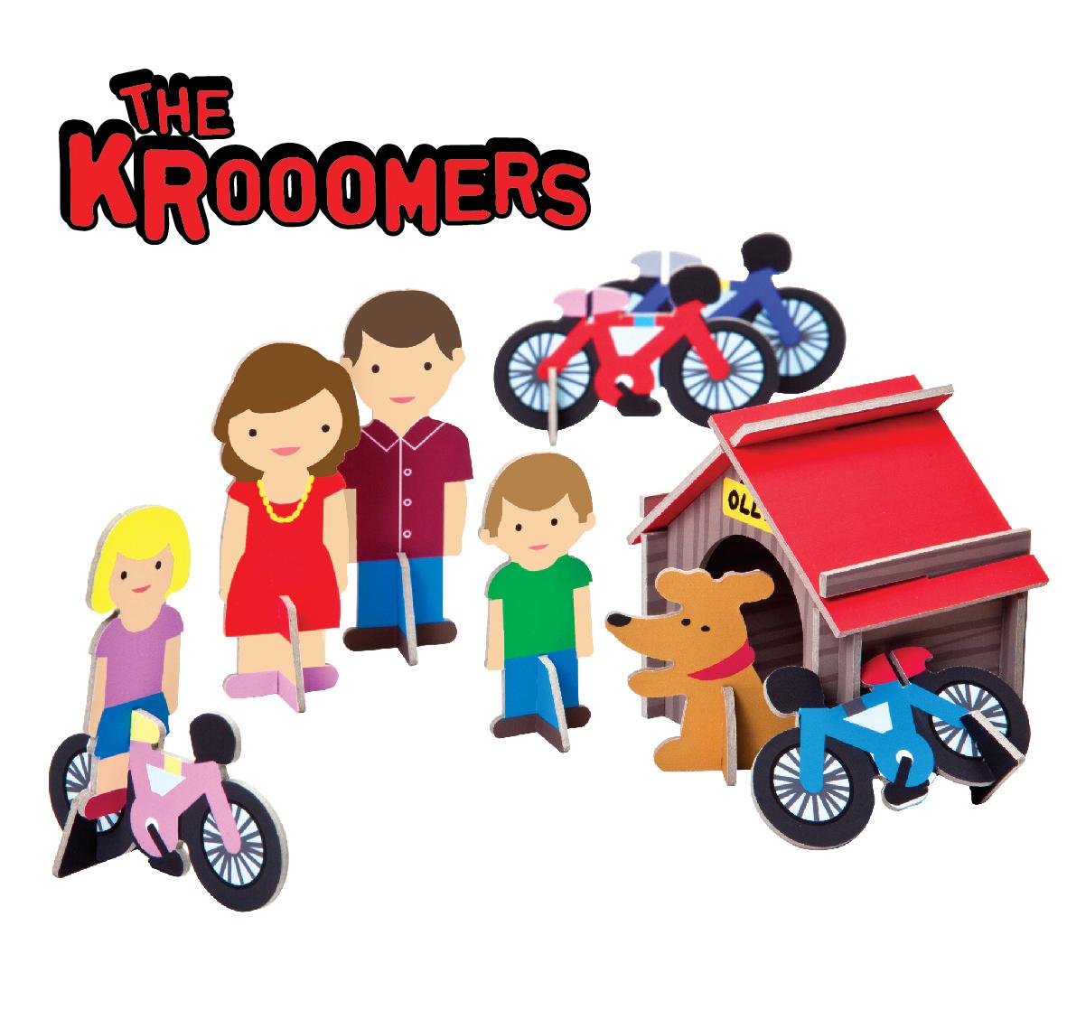 משפחת קרומרס krooom
