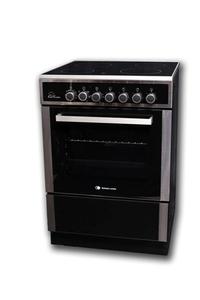 תנור משולב עם כיריים קרמיות Schaub lorenz 760c