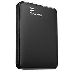 דיסק קשיח Western Digital WDBUZG5000ABK New Elements 500GB ווסטרן דיגיטל
