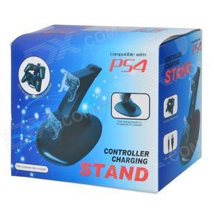 סטנד הטענה כפול לשלטי PS4