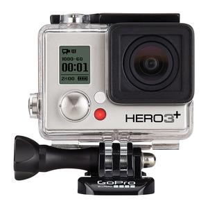 GoPro Hero3+ Silver אחריות שנתיים גו פרו