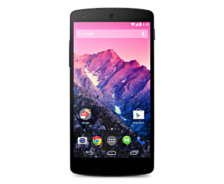 LG Nexus 5 D821 32GB  יבואן רשמי