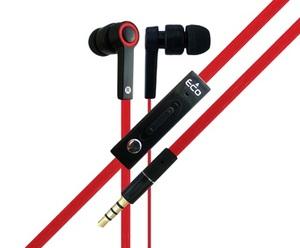 אוזניות סטריאו עם מיקרופון Eco 600