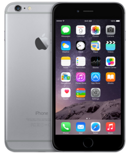 טלפון סלולרי Apple iPhone 6 Plus 64GB Sim Free