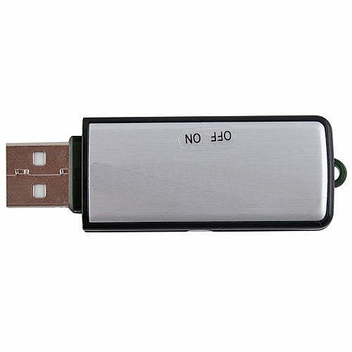 זיכרון USB מקליט