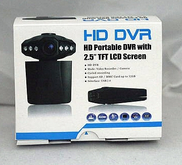 מצלמה לרכב HD