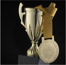 גביעים ומדליות