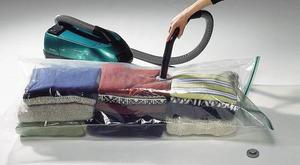 שקיות ואקום לאחסון בגדים - 5 שקיות במחיר מבצע!