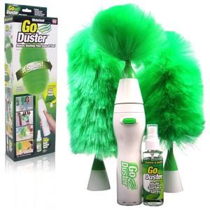 מברשת מסתובבת לניקוי אבק - Go Duster
