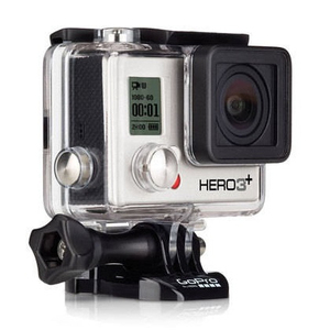 HERO3 Plus Silver Edition GoPro