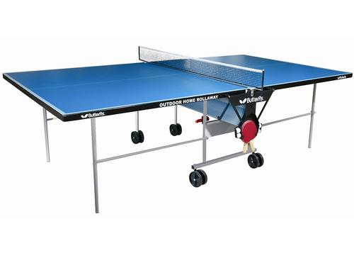 שולחן טניס חוץ בטרפליי Butterfly Outdoor Home Rollaway