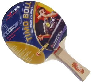 מחבט טניס שולחן Butterfly Timo Boll Hobby