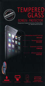 מגן מסך זכוכית קשיח ל  MINI LG G2
