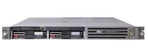 שרת HP 1U DL360 G4, 2xDP Xeon 3.60Ghz, 2x73GB, 2xPSU