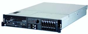 שרת IBM 2U System x3650 Eight Core Xeon 2.33Ghz, 160GB SSD+2x1TB איי בי אם