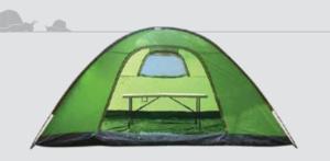 אוהל איגלו ל-8 Amigo Go Nature