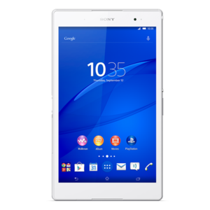 Sony Xperia Z3 Tablet Compact LTE 16GB כולל FOTA