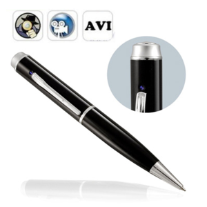 עט מצלמה Spy Pen 4GB באיכות HD