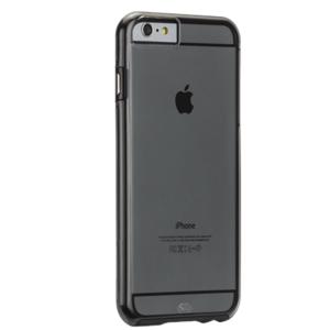 כיסוי לאייפון 6 פלוס Case Mate Naked Tough שקוף/שחור