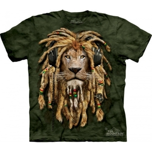 The Mountain חולצה קצרה בהדפס מלא - DJ Jahman