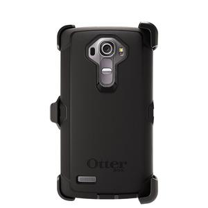 כיסוי ל LG G4 שחור OtterBox Defender