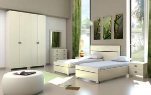 מבצע:חדר שינה עם ארון והפרדה יהודית דגם SPRING