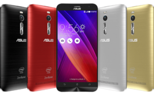 Asus Zenfone 2 32GB 4GB-RAM ZE551ML Black