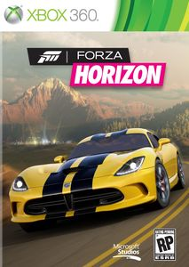 XBOX360 - Forza Horizon