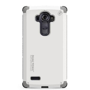כיסוי ל LG G4 לבן PureGear DualTek Extreme