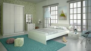 מבצע:חדר שינה ARISTO עם ארון הזזה