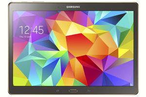 Samsung Galaxy Tab S 10.5 32GB T805 LTE Brown שנתיים אחריות כולל FOTA