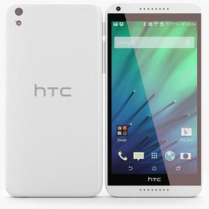 HTC Desire 816 Dual White כולל FOTA