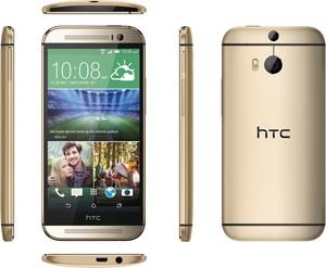 HTC ONE M8 16GB LTE Gold כולל FOTA